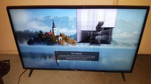 "LG flat screen TV 43"" for Sale in Fresno, CA"