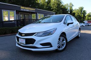 2018 CHEVROLET CRUZE for Sale in Stafford Courthouse, VA