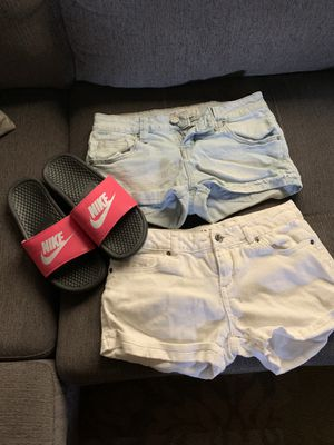 Girls clothes. Shirts and flops for Sale in Fresno, CA