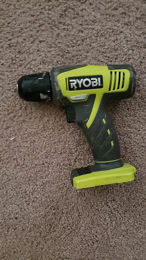12V Ryobi drill for Sale in Pensacola, FL