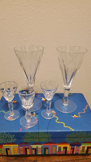 Waterford crystal Sheila collection. for Sale in Spring, TX