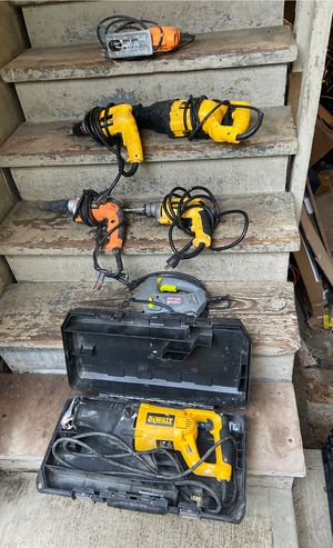 Mix tools for $200 for Sale in Chicago, IL