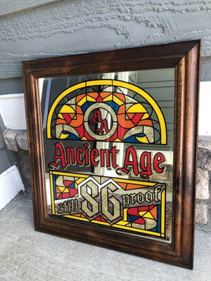 Ancient Age Framed Mirror for Sale in Parker, CO