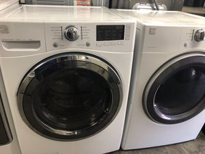 Kenmore gas front loaders washer and dryer for Sale in Palmdale, CA