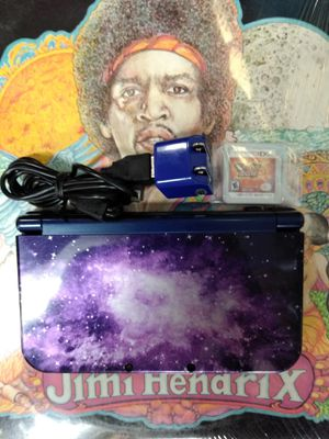 NINTENDO 3DS GALAXY EDITION BUNDLE ONLY for Sale in Stone Mountain, GA