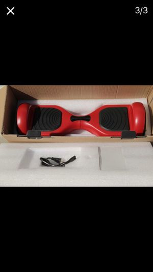 RED HOVERBOARD NEWWWW for Sale in Chicago, IL