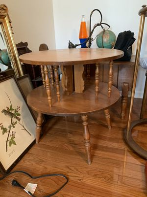 Nice antique end table for Sale in Smyrna, TN
