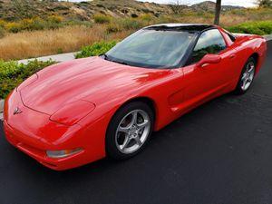2002 CHEVY CORVETTE CLEAN TITLE AUTOMATIC for Sale in Chula Vista, CA