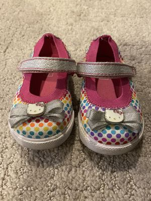 Hello Kitty Keds toddler girl shoes for Sale in Las Vegas, NV