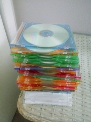 Free 30+ Blank CDs and Cases for Sale in Littleton, CO