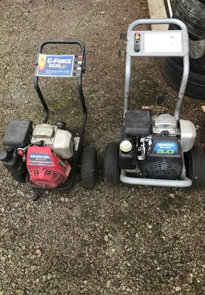 Pressure washer for Sale in Camas, WA