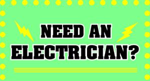 Any electrical work!!!!! Recessed lights, exhaust fans, ceiling fan, outlets receptacles, any light fixtures or chandelier for Sale in Arlington, VA