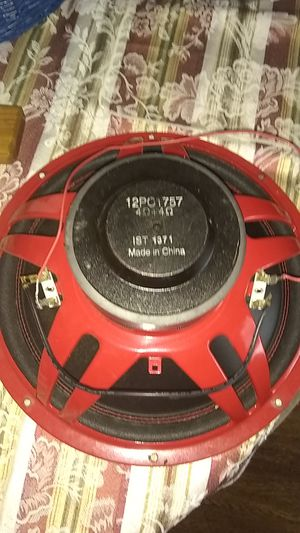Mtx audio 12 inch sub woofer for Sale in Columbus, OH