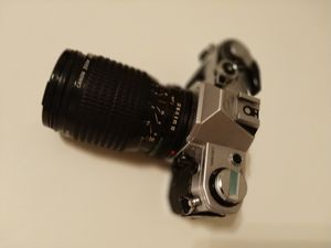 Canon AE-1 with 35-105mm lense for Sale in Henderson, NV