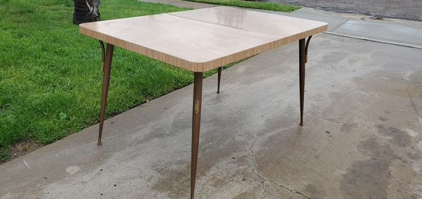 Mid Century Dining room table