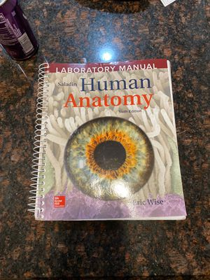 Human Anatomy Lab Manual for Sale in Chicago, IL