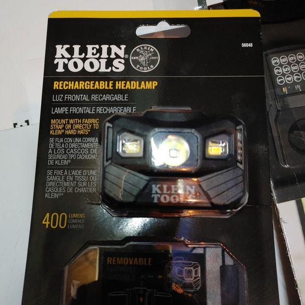 Kline Tool Head Lamp