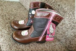 Hello Kitty boots- Size 8 for Sale in Nashville, TN