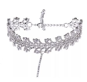Diamond/Silver or Gold Collar Choker for Sale in Modesto, CA