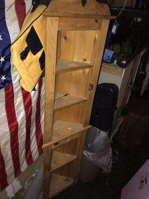 Corner nook shelf for Sale in Mount Airy, MD