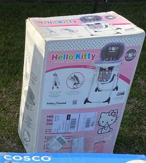 New Hello Kitty Highchair for Sale in undefined