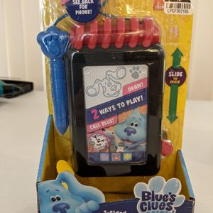 Blue's Clues & You! 2-sided Handy Dandy Notebook for Sale in Land O' Lakes, FL