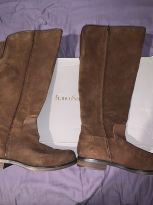 Franco Sarto Boots Size 6.5 for Sale in South Gate, CA