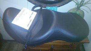 Harley Davidson motorcycle seat. NEW! for Sale in St. Louis, MO