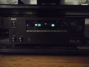 Onkyo receiver tx-nr676 for Sale in Cleveland, OH