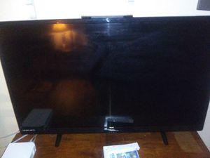 """52"""" flatscreen LED HDMI SANYO. practically brand new. $200 obo for Sale in Appomattox, VA"""