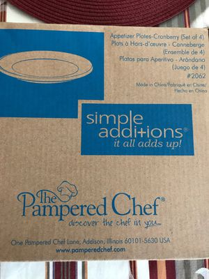 Pampered chef assorted simple addition pieces for Sale in Chino Hills, CA