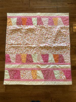 Baby Handmade Quilt for Sale in Olympia, WA
