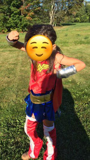Wonder Woman kids costume for Sale in Newbury, MA