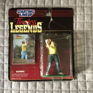 Timeless Legends Arnold Palmer PGA Golfer Kenner Brand New Toy for Sale in Los Angeles, CA