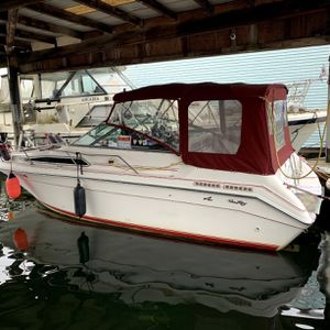 1990 Sea Ray 250 Sundance 25' Feet Boat with Trailer for Sale in Normandy Park, WA