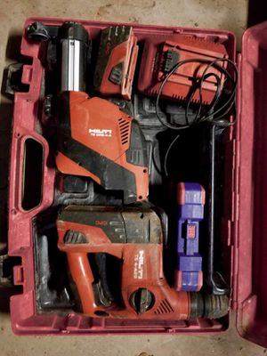 Hilti Hammer Drill for Sale in Austin, TX