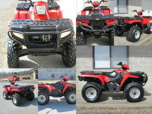 GREAT PRICE Polaris_2OO9 for sale! for Sale in Vulcan, MI