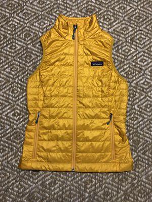 Patagonia Nanopuff Vest XS for Sale in Seattle, WA