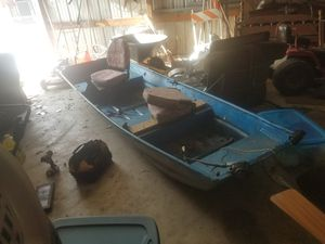 12 ft flat bottom John boat for Sale in Dayton, OH