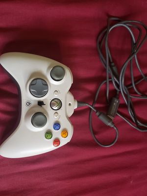 XBox 360 Controller (Rechargable) with Plug and Charge Kit for Sale in Los Angeles, CA