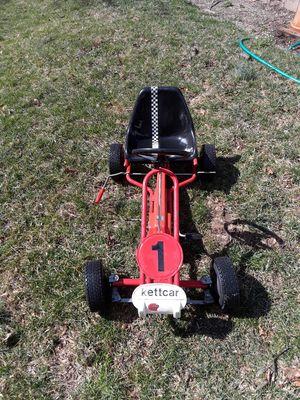Original KETTCAR Kids Pedal Race Car for Sale in Fairfax, VA