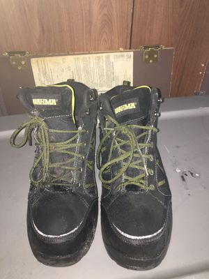 Steel Toe Work Boots for Sale in Fairview, OR