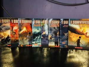 I SURVIVED Collection 1-8 .. for Sale in Brooklyn, NY