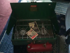 Coleman camping stove for Sale in Columbus, OH