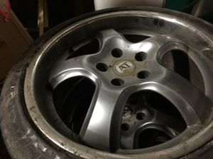 Rims and tires for sale for Sale in Philadelphia, PA