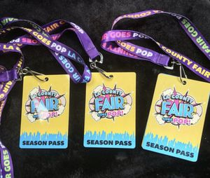 LA County Fair Season Pass *Pomona Fair for Sale in Irwindale, CA