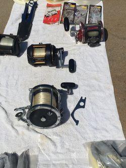 Deep Sea Fishing Equipment for Sale in Whittier,  CA