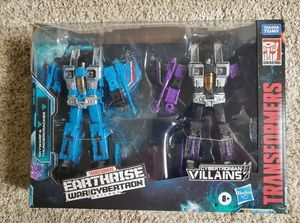 Transformers Generations War for Cybertron Earthrise Voyager WFC-E29 Seeker 2-Pk. BRAND NEW for Sale in Kissimmee, FL