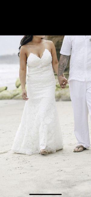 Katie May Poipu Wedding Dress for Sale in Hayward, CA