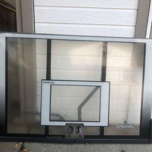 Basketball Hoop Backboard for Sale in Winters, CA